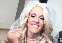 Melhor boquete da noiva na lua de mel